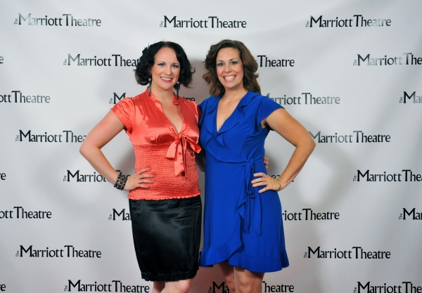 Ericka Mac and Holly Stauder