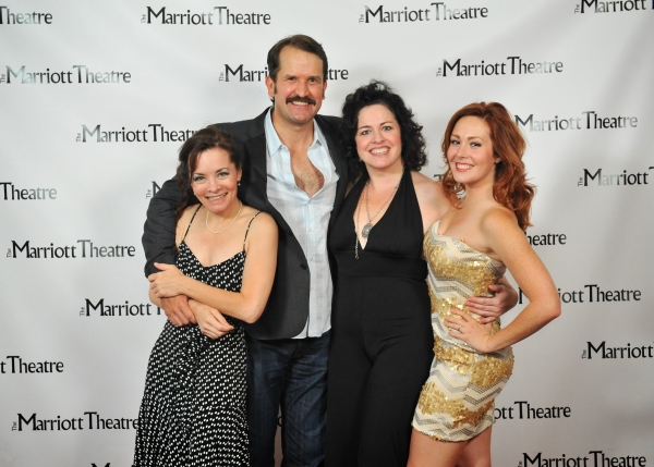 Susan Moniz, James Moye, Kelli Cramer and Alexandra Palkovic