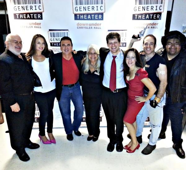 David Springstead, Jennifer Murphy, Nick Ventura, Judy Zeigler, Brendan Hoyle, Jeannette Rainey, Matthew Friedman, Philip Odango