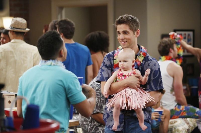 Bww Interviews Jean Luc Bilodeau Chats Abc Family S Baby Daddy