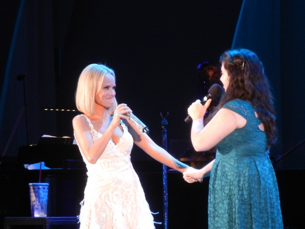 In Her Own Words: Kellie McKay Writes About Singing with Kristin Chenoweth at the Hollywood Bowl on Saturday Night