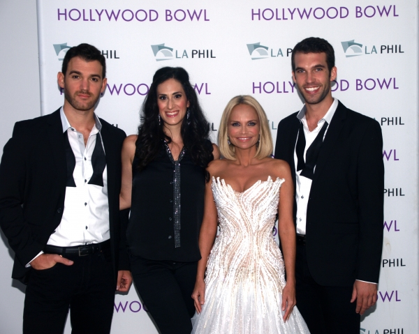 Constantine Germanacos, Jennifer Diamond, Kristin Chenoweth, Johnny Stellard