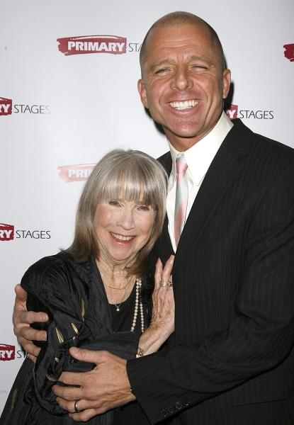 Julie Harris with Maxwell Caufield
