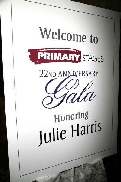 Julie Harris attending the Primary Stages 22nd Anniversary Gala Benefit honoring Julie Harris at Tavern On The Green Restaurant in New York City. November 6, 2006