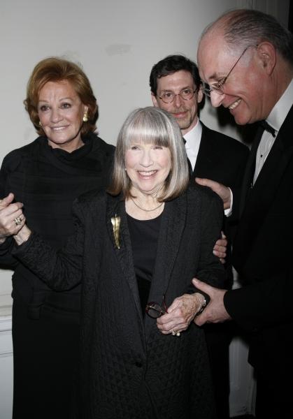 Cynthia Harris & Julie Harris & Scott Allan Evans & Simon Jones