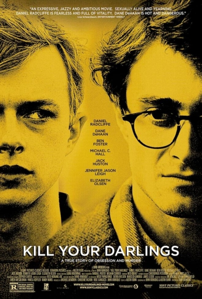Photo Flash: Daniel Radcliffe & Dane DeHaan in First KILL YOUR DARLINGS Poster