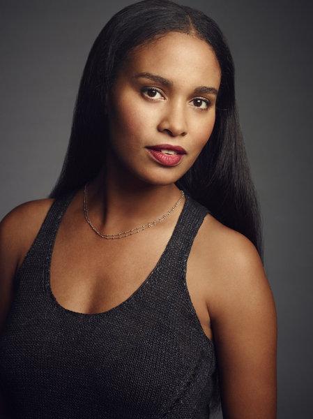 PARENTHOOD -- Season: 5 -- Pictured: Joy Bryant as Jasmine Trussell -- (Photo by: Joe Photo