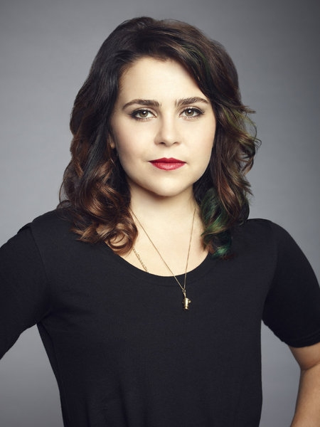 PARENTHOOD -- Season: 5 -- Pictured: Mae Whitman as Amber Holt -- (Photo by: Joe Pugliese/NBC)