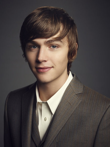 PARENTHOOD -- Season: 5 -- Pictured: Miles Heizer as Drew Holt -- (Photo by: Joe Pugliese/NBC)
