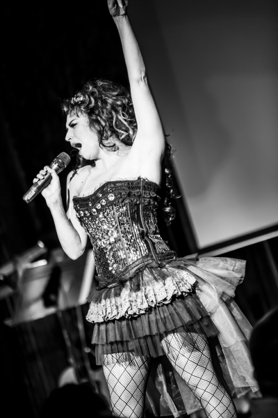 Photo Coverage: MATILDA's Lesli Margherita Brings ALL HAIL THE QUEEN to Cutting Room