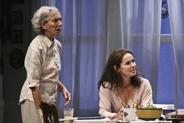 Beth Dixon and Amy Brenneman