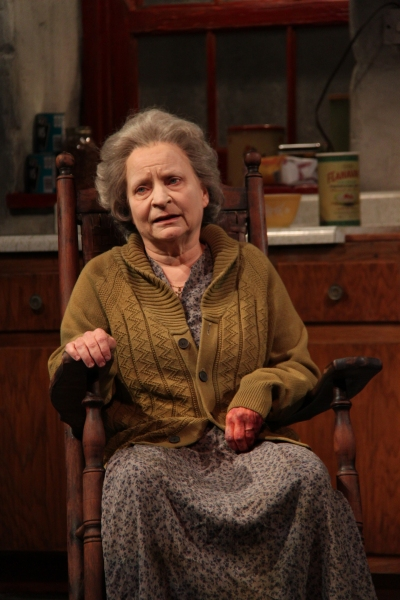 Sarah Marshall as Mag Folan