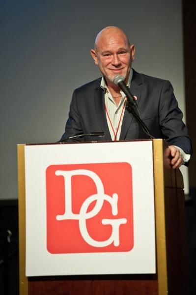 Gary Garrison (Executive Director of Creative Affairs)