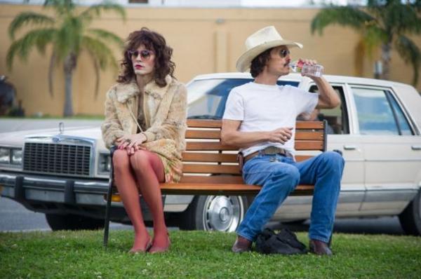 Photo Flash: First Look - Matthew McConaughey Stars in DALLAS BUYERS CLUB