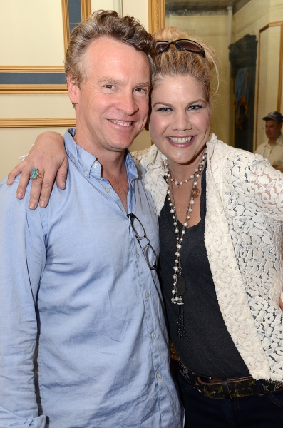 Tate Donovan, Kristen Johnston