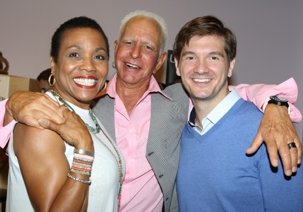 Dee Dee Bridgewater, Director Stephen Stahl and David Ayers