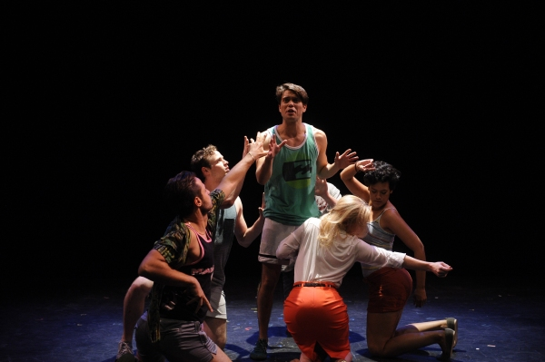 Photo Flash: PENINSULA Wins FringeNYC's 2013 Award for Outstanding Ensemble