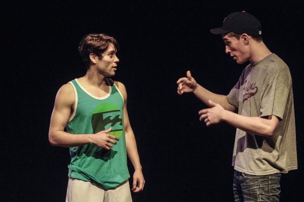 Josue Gutierrez Guerra and John Zdrojeski