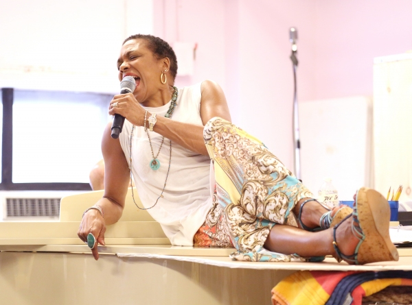 Photo Coverage: In Rehearsal with Dee Dee Bridgewater for LADY DAY