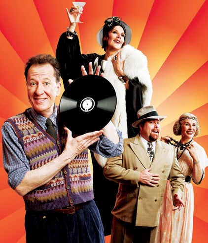 Breaking News: THE DROWSY CHAPERONE Starring Geoffrey Rush Set To Film In 2014!