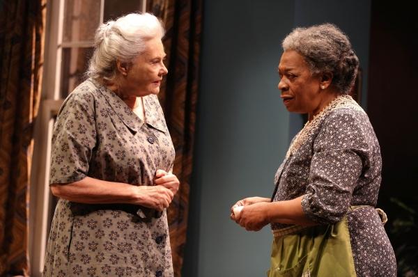 Lois Smith (Mamie Borden) and Novella Nelson (Hattie) Photo