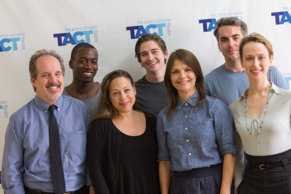 John Pankow, Tobi Aremu, Eve Bianco, Chris Bert, Kathryn Erbe, Alec Beard and Victoria Mack
