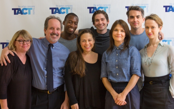 Jenn Thompson, John Pankow, Tobi Aremu, Eve Bianco, Chris Bert, Kathryn Erbe, Alec Beard and Victoria Mack