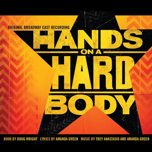 BWW CD Reviews: HANDS ON A HARDBODY Cast Recording Is Mesmerizingly Eclectic