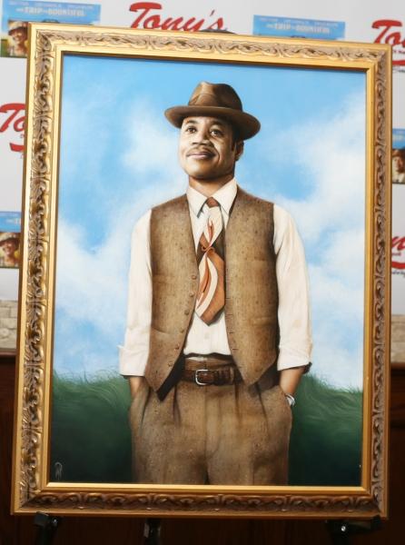 Cuba Gooding Jr. Portrait