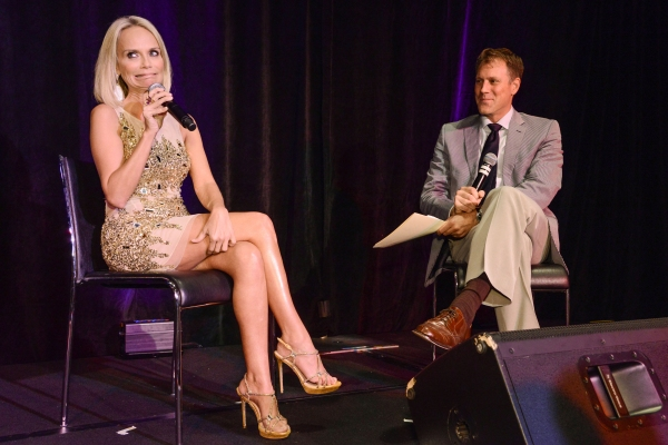 Kristin Chenoweth, Chad Smith