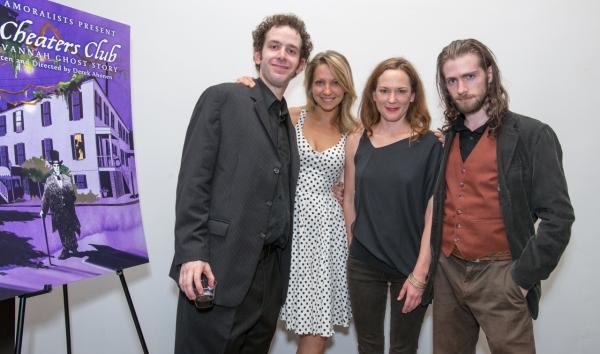 James Rees, Kelley Swindall, Sarah Lemp and Dave Nash