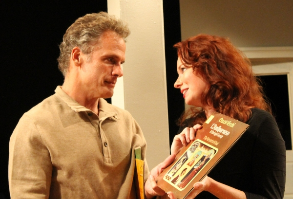 Joe Kirkendall as Henry and Sara Gaston as Charlotte
