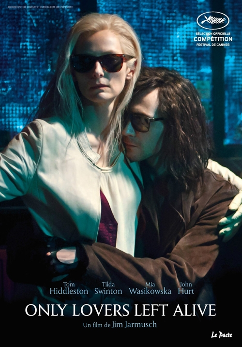 Hiddleston On ONLY LOVERS LEFT ALIVE & Swinton