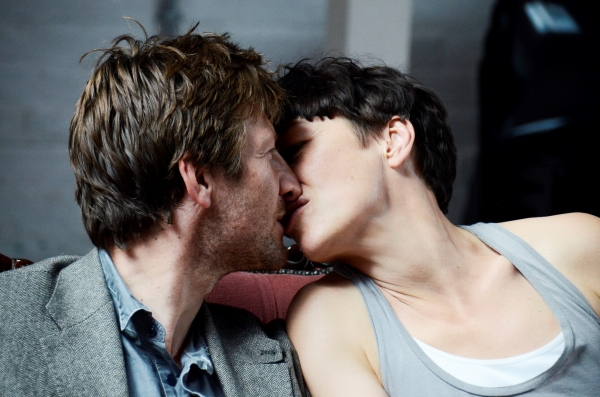 Mark Bazeley (Johan) and Olivia Williams (Marianne)