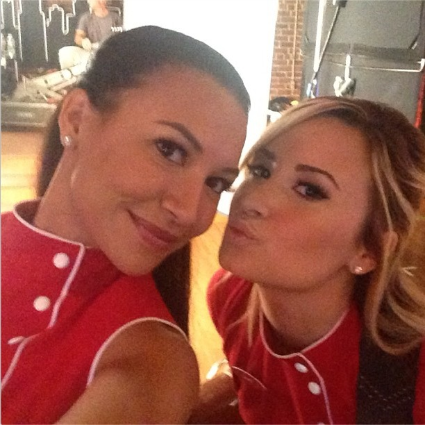 Twitter Watch: GLEE's Naya Rivera - 'Dantana?'