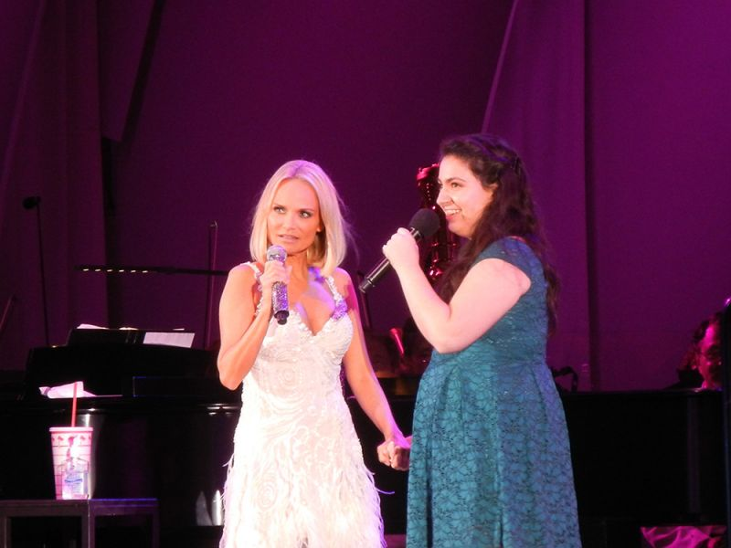 FLASH FRIDAY: Singing With The Stars - An Audience Participation Extravaganza With Kristin Chenoweth & Sarah Horn, Etc.