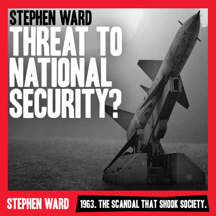 STEPHEN WARD Social Media Image #8 Revealed