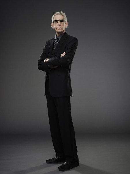 Richard Belzer as Detective John Munch -- (Photo by: James Dimmock/NBC)