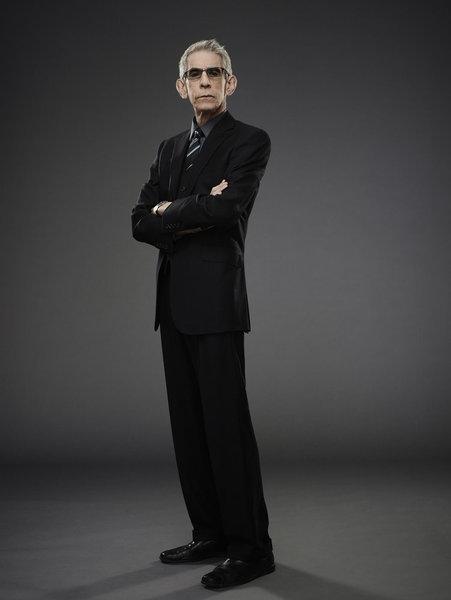 Richard Belzer as Detective John Munch -- (Photo by: James Dimmock/NBC) Photo