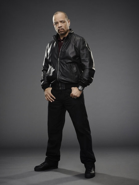 ICE-T as Detective Odafin Tutuola -- (Photo by: James Dimmock/NBC)