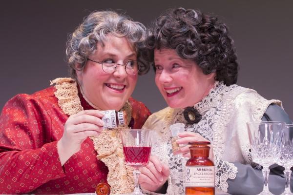 Stephanie Bradow and Patty Tuel Bailey