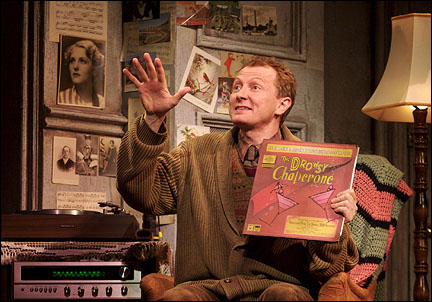 EXCLUSIVE! Bob Martin Confirms Geoffrey Rush-Led THE DROWSY CHAPERONE Film & Reveals Details
