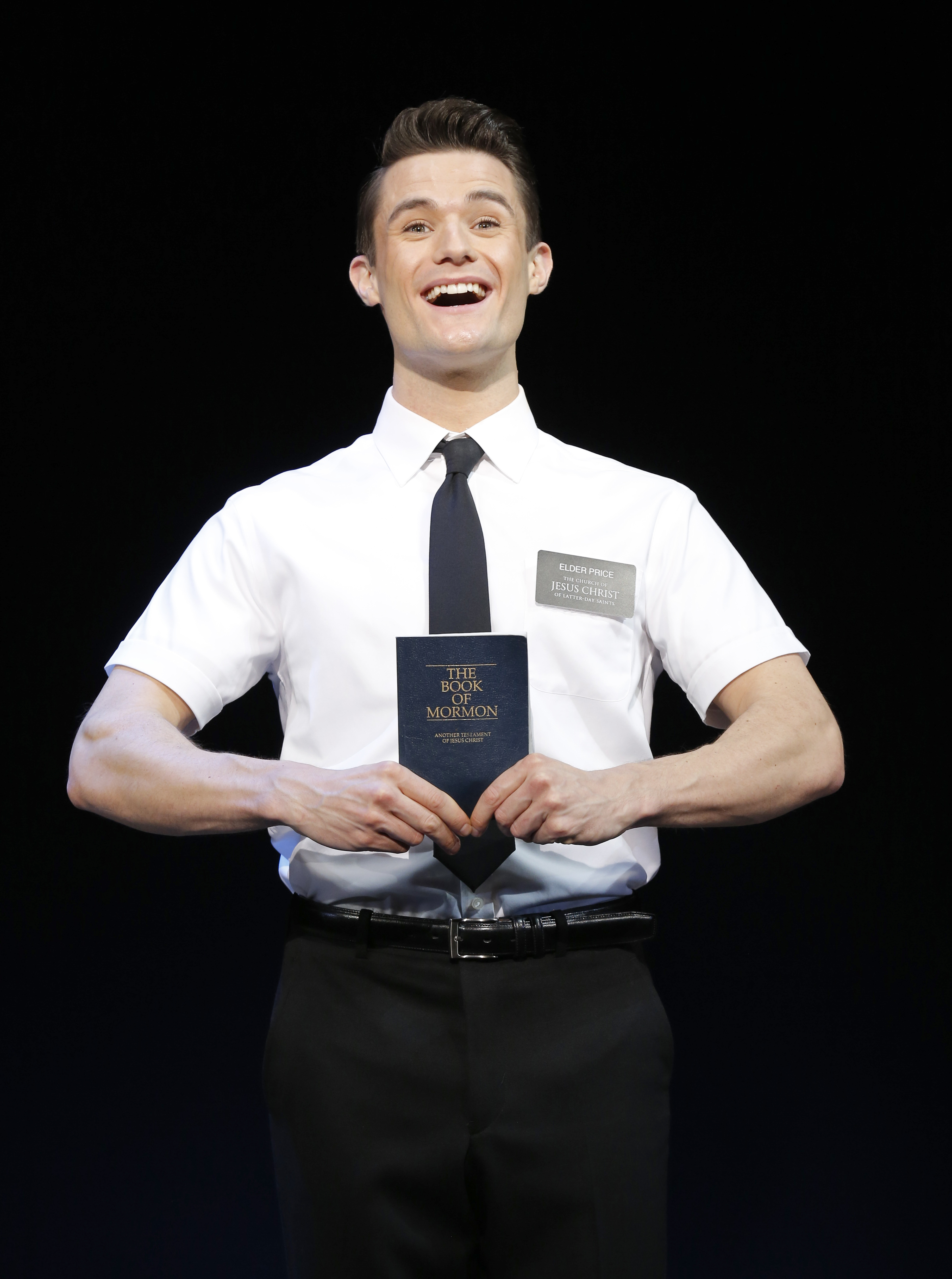 BWW Reviews: THE BOOK OF MORMON is Joyfully Irreverent and Surprisingly Uplifting