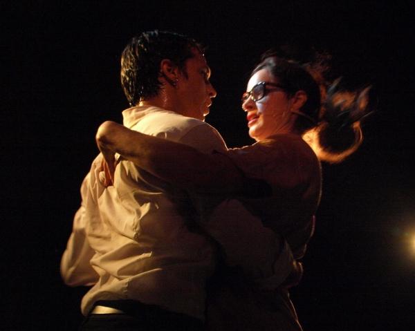 Derek Ferguson and Jackie Seiden