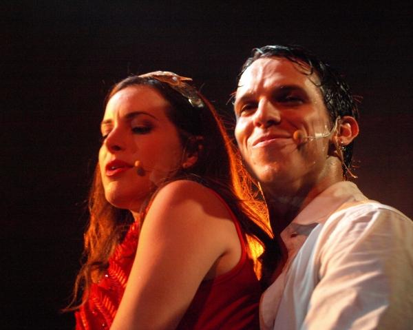Jackie Seiden and Derek Ferguson