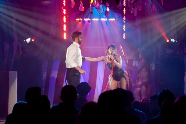 Photo Flash: First Look at WEST END BARES - All the Shots
