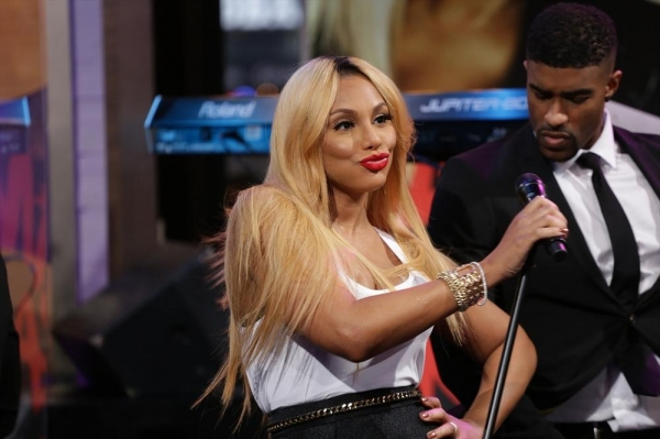 Tamar Braxton On Good Morning America