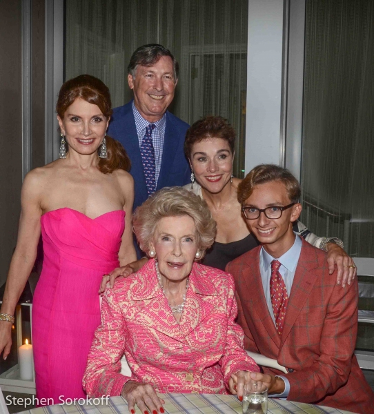 Photo Coverage: Dina Merrill & Ted Hartley Host New York City Mission Society Benefit