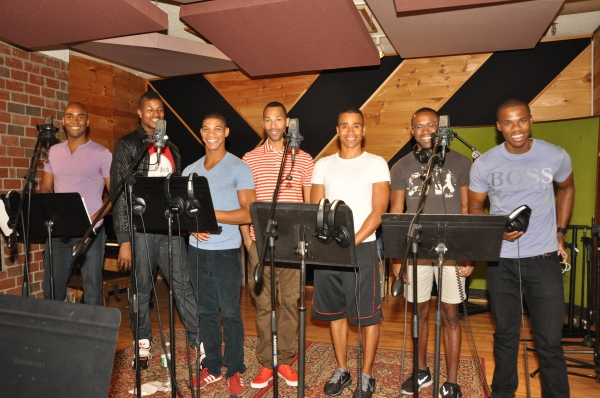 Michael Alexander Henry, Lawrence Alexander, Jaysin McCollum, Christopher Freeman, Ga Photo