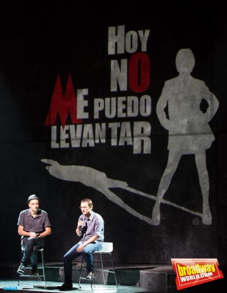 David Ottone y David Serrano Photo